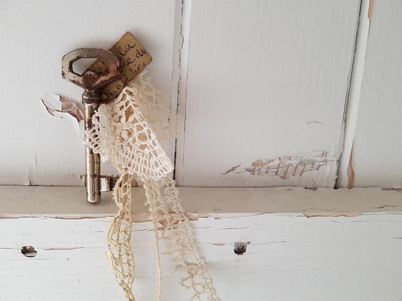 画像1: アンティーク 鍵 (1)