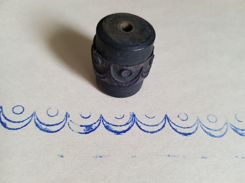 画像1: フランスアンティーク 刺繍スタンプ ベーシック (1)