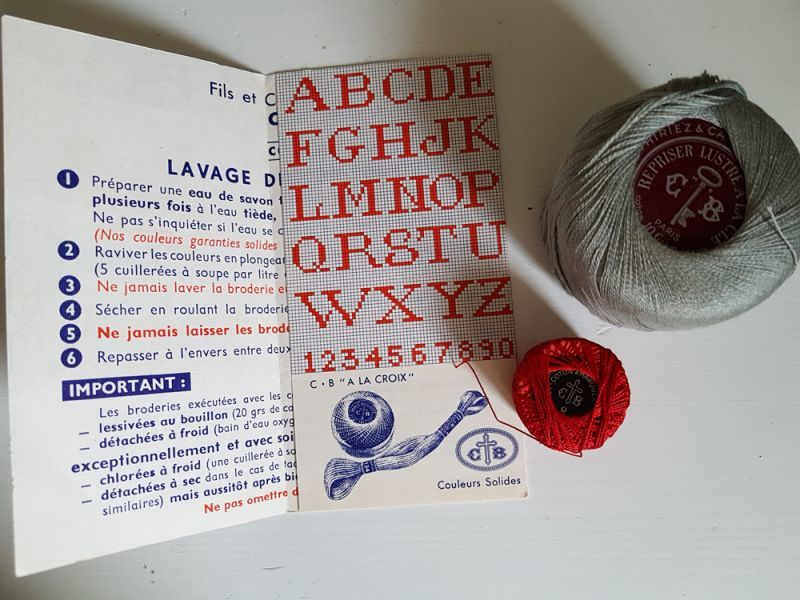 画像1: フランスアンティーク カルティエ=ブレッソン コレクションセット (1)
